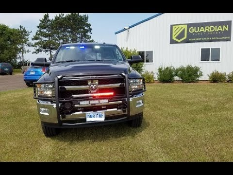 2017 Ram 2500 Police Dnr Truck Review And Installation