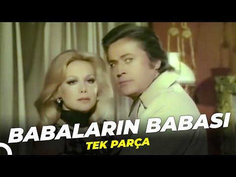 Babaların Babası | Cüneyt Arkın Filiz Akın Eski Türk Filmi Full İzle (Restorasyonlu)