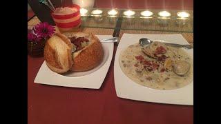 Bí quyết nấu clam chowder kiểu nhà hàng 5 sao !!!