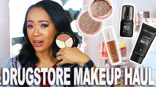DRUGSTORE MAKEUP HAUL | WHAT'S NEW IN MAKEUP?! ♡ Fayy Lenee Beauty