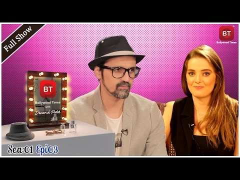 Erika Kaar Talks Ajay Devgn | Shivaay & More | FULL EPISODE | Season 1 Epi 3