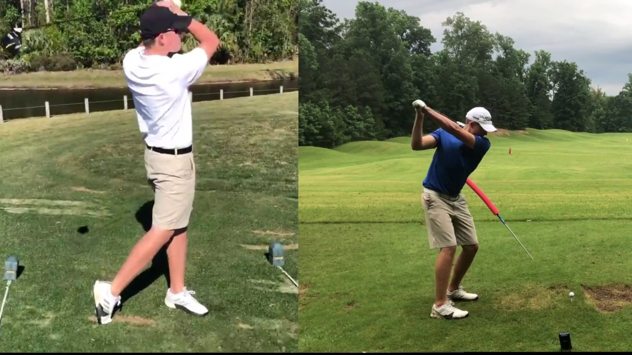 How To Build Speed For Junior Golfers Updated From Va Golf School