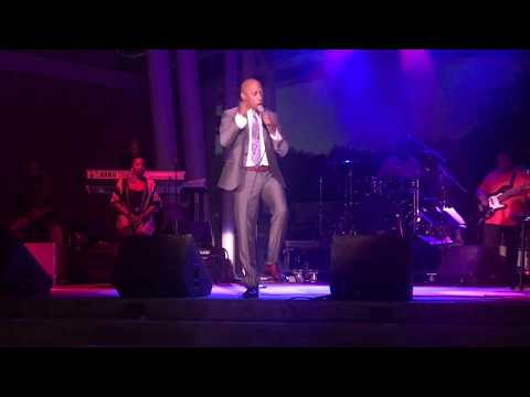 Jeffrey Osborne - On The Wings of Love @ Country Club Hills 07/29/2017