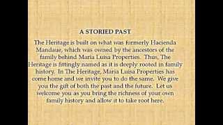 The Heritage Subdivision in Mandaue Cebu near FOODARAMA Mall & ABS-CBN