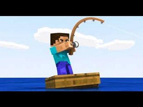 minecraft fishing tips - 480×360