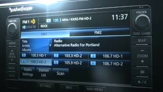 2014 Mitsubishi Outlander w/HD Radio™ Technology