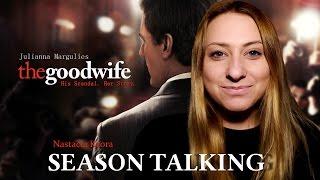 [SEASON TALKING] Обзор сериала THE GOOD WIFE