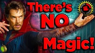 Film Theory: Doctor Strange Magic DEBUNKED by Science thumbnail