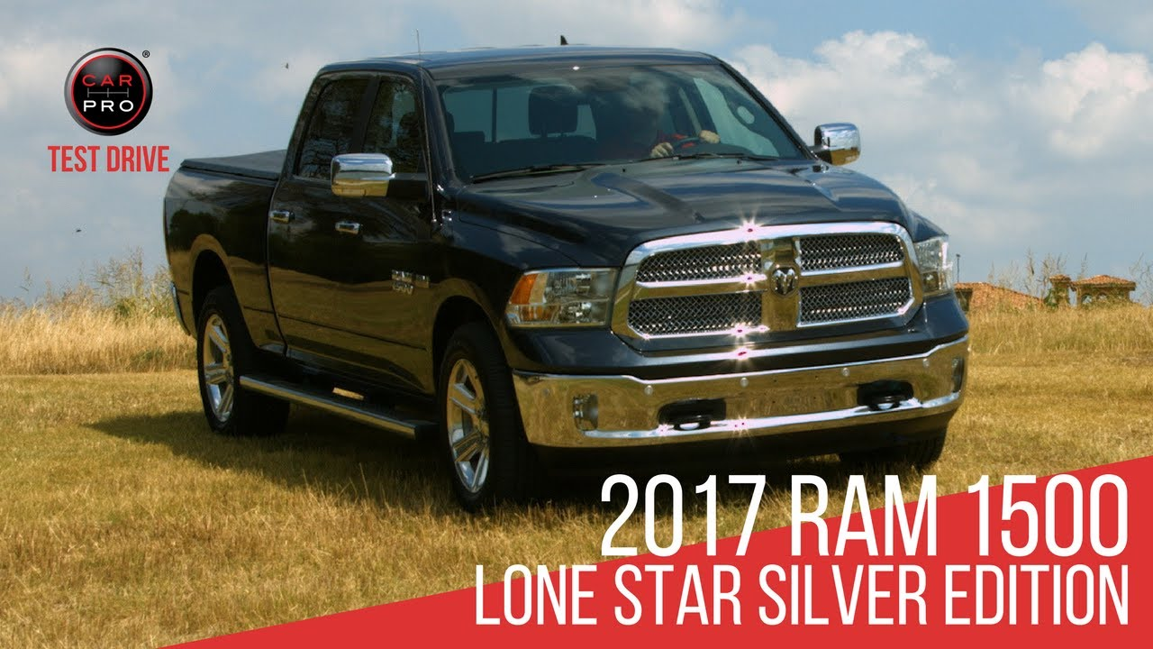 2017 Dodge Ram >> Test Drive 2017 Ram 1500 Lone Star Silver Edition