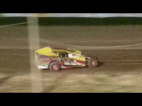 Cole Youse racing the 11X at Woodhull Raceway 9/23/2017