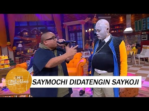 Saymochi Terdiam Dimarahin Saykoji Lewat Rap