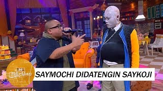 Download Mp3 Saymochi Terdiam Dimarahin Saykoji Lewat Rap