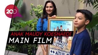 Anak Main Film, Maudy Koesnaedi Girang Banget