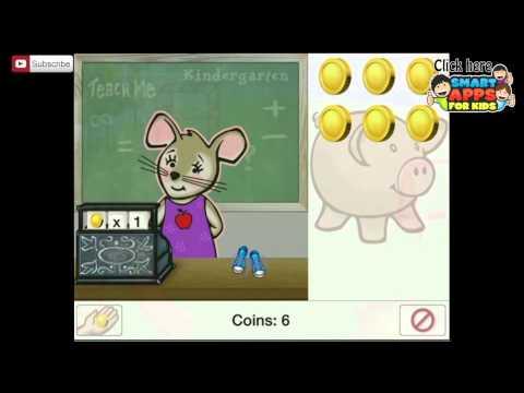 TeachMe: Kindergarten - Best iPad app demo for kids - Ellie