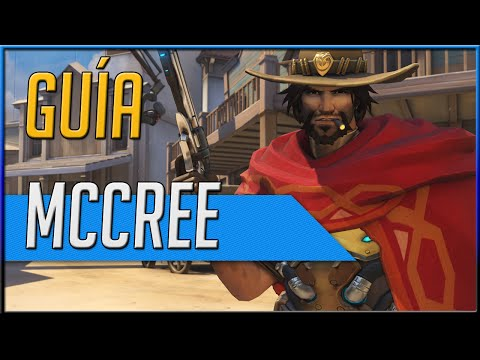 GUIA McCree OVERWATCH en español