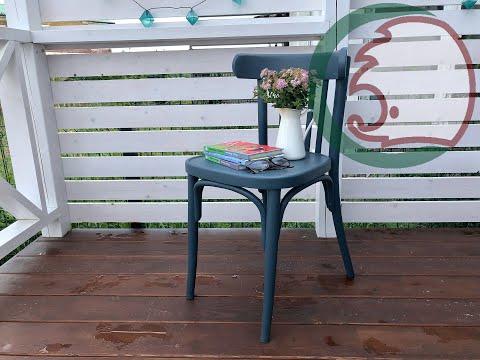 Венские стулья своими руками