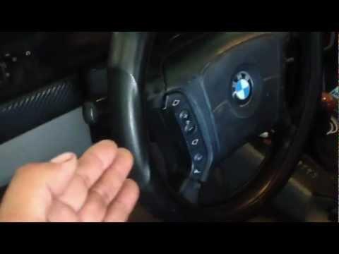 BMW E39 E38 M5 SPORT STEERING CABLE 740i 540i 528i 540