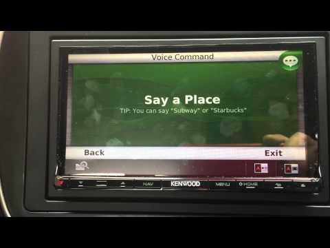 Saab 9-3 Kenwood DNN9150DAB, Wifi, SatNav, Bluetooth Car Audio Centre Installation By Chris