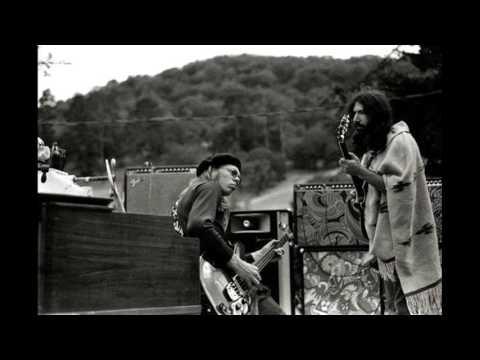 Jerry Garcia, Jack Casady & Mickey Hart Jam, 07.28.1968 Novato, CA SBD