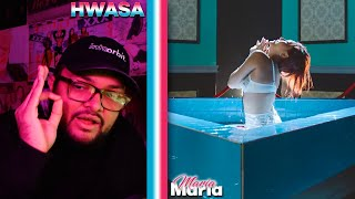 HwaSa(화사) - Maria(마리아) MV REACTION | SHE IS A DIFFERENT BREED #DOLO