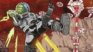 Far Cry 5 Lost On Mars DLC - УГАРНО МОЧИМ АРАХНИДОВ