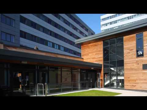 Social Zone Phase 2 Liverpool John Moores University - Senior Architectural Systems