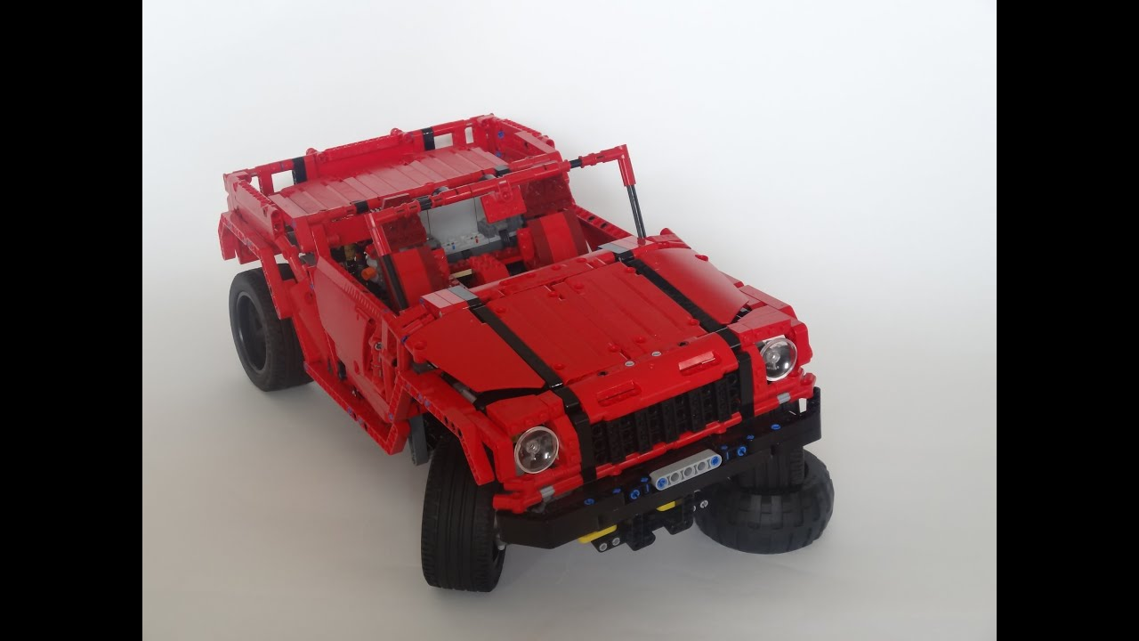 rc lego technic dual suspension cvt offroader youtube. Black Bedroom Furniture Sets. Home Design Ideas
