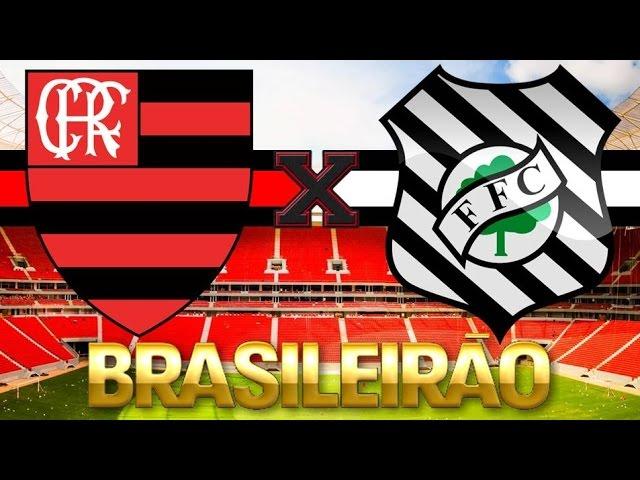Flamengo x Figueirense - 18/09/2016 | Campeonato Brasileiro 2016 - 26° Rodada [PES 2017]