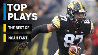 The Best of Noah Fant: 2018 Mid-Season Highlights   Iowa   Big Ten Football
