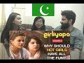 pakistani Reaction to | Girliyapa Ep.1 Why Should Hot Girls Have All The Fun |Ab bus reaction|