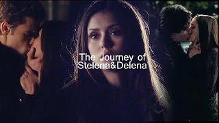 ►The FULL STORY of STELENA and DELENA [1x01-5x22] - season by season
