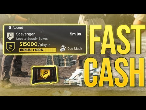 How To Get Cash FAST in Warzone (Tips & Tricks)