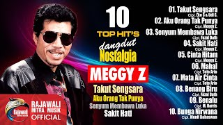 "Gambar cover Meggy Z. "" 10 Top Hit's Dangdut Nostalgia "" Full Album (Original Audio) #music"