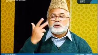 The Holy Qur'an is the Word of God-persented by khalid Qadiani.flv
