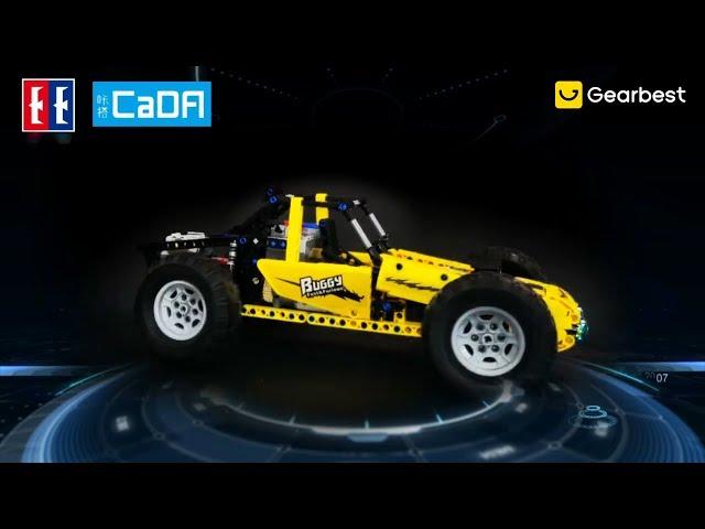CaDA C51043W All-terrain Vehicle