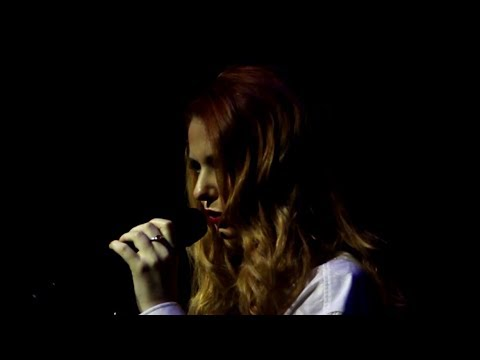 "Lena Katina ""The Best of You"" (Foo Fighters) LIVE in Rome 2014"