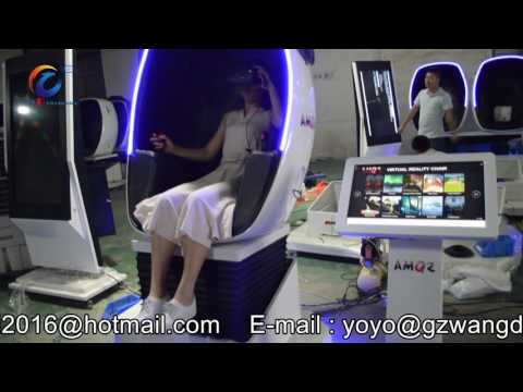 Easy startup vr business, 9D Cinema Virtual Reality 9DVR Simulator 1 seat from Raymond