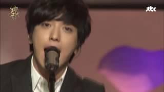 [29회 골든] CNBLUE & AOA (초아, 유아) - 사랑 빛 ♪