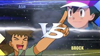 Pokemon Omega Ruby & Alpha Sapphire [ORAS]: Ash Vs Brock