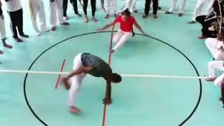 Capoeira game Prof. Boaz & Inst. Keshet