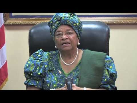 Ellen Johnson Sirleaf on Foreign Concessions
