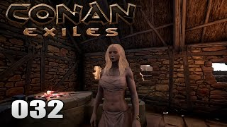 CONAN EXILES [032] [Der Biss der Schlange] [Multiplayer] [Deutsch German] thumbnail