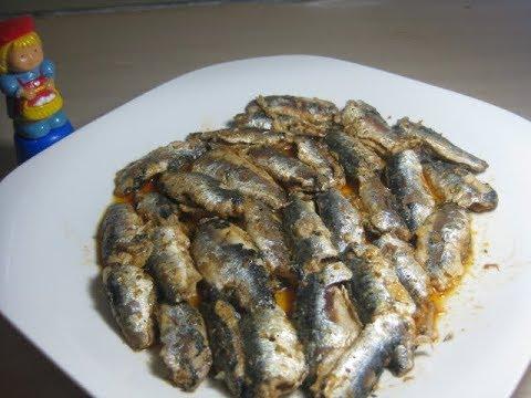 Recette sardine conserve maison youtube - Conserve de sardines maison ...