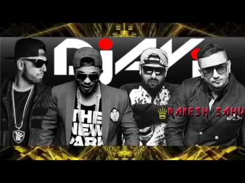 HONEY SINGH vs BADSHAH vs IMRAN KHAN vs RAFTAAR   Hindi Remix Song 2015