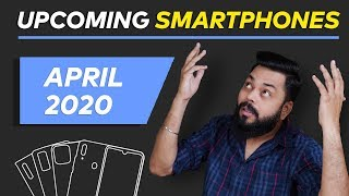 Top 10+ Best Upcoming Mobile Phone Launches in April 2020 ⚡⚡⚡