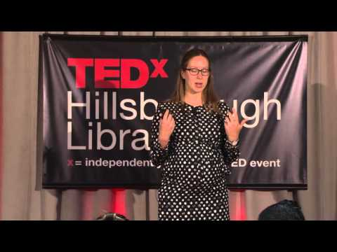 Empowering Junior Youth | Emily Goshey | TEDxHIllsboroughLib