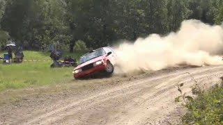 Kullingstrofen 2019 Crash and action