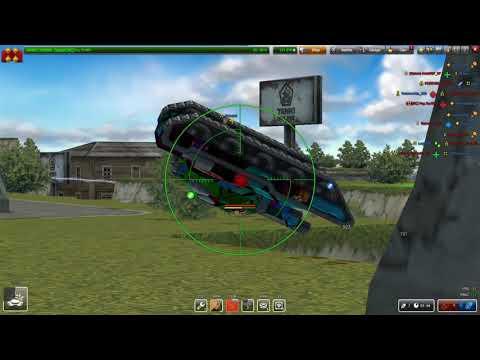 Tanki Online Gameplay # 26 - Mammoth Shaft M2/m3