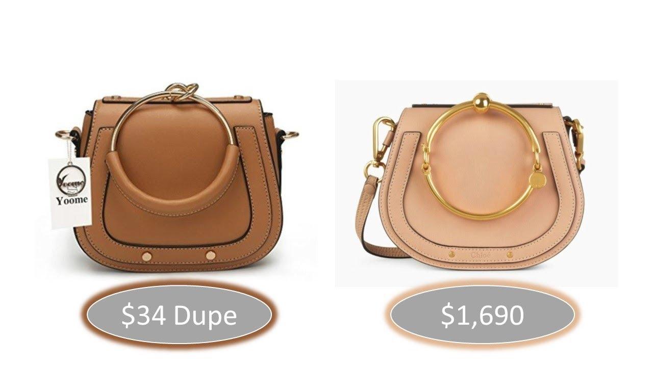 2c91620815 $1,690 Chloé Bag Dupe