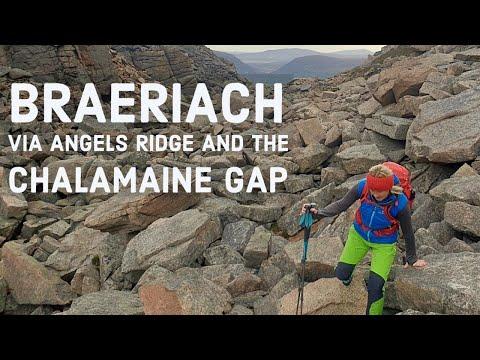 Braeriach via Chalamain Gap & Angel's Ridge